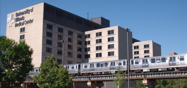 Chemical Engineering Building Uic
