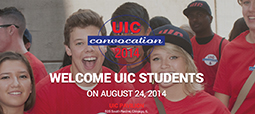 UIC College of Engineering Commencement 2014