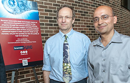 UIC Engineering Congratulations to�ECE Professors Alan Feinerman and�Sudip Mazumder, winners of the 2013 Innovate @ UIC.